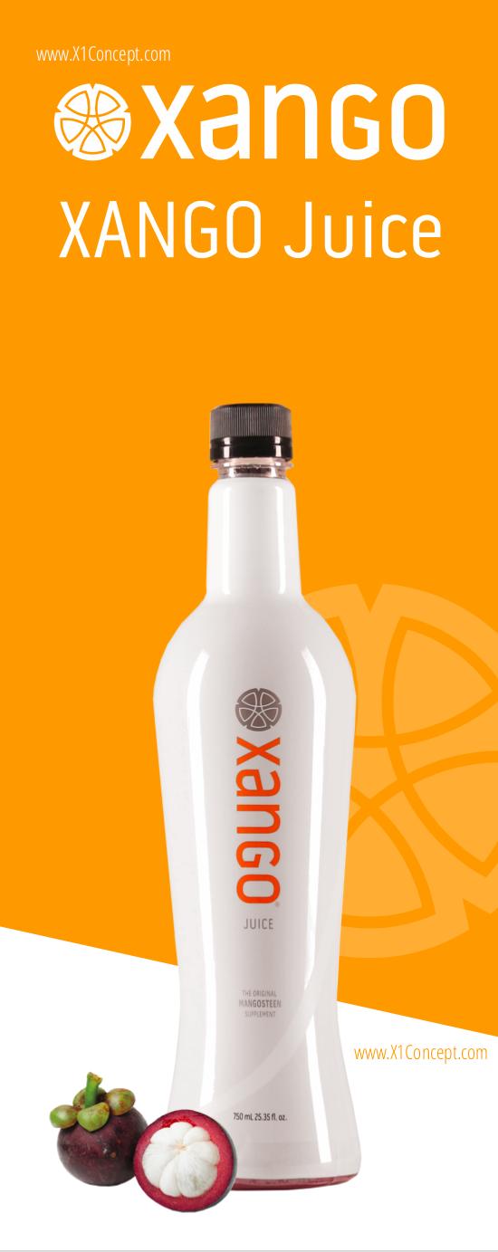 75 Reasons To Drink XanGo Mangosteen Juice Every Day